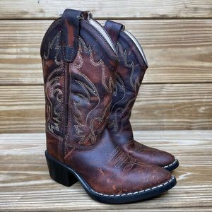 Old West Toddlers Western Boots